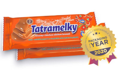 """Packaging of the Year 2020"" Award for Tatramelky"