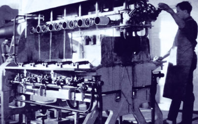 86th Anniversary of the Viscose Rayon Production