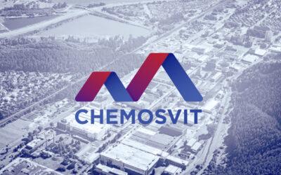 The Chemosvit Group Underwent Rebranding