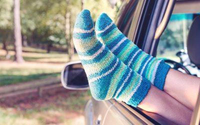 Socks That Protect Against Ticks