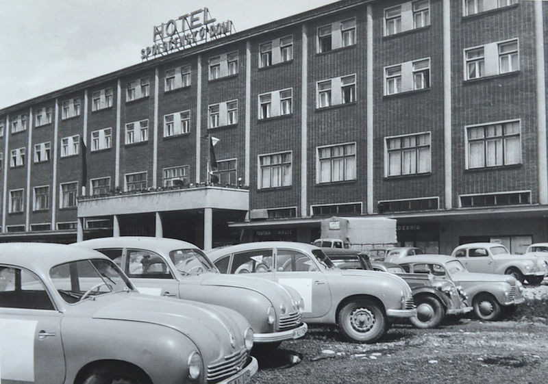 The Multifunctional Hotel Has Been Here for People for Almost 80 Years