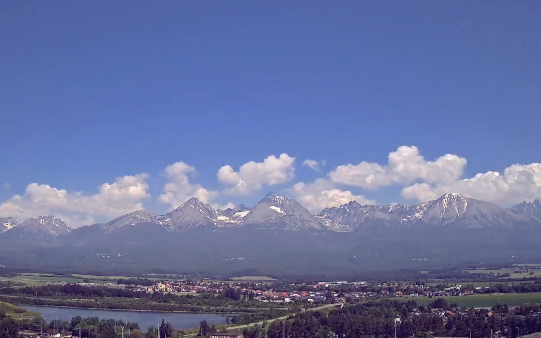 View of the Tatras for Everyone