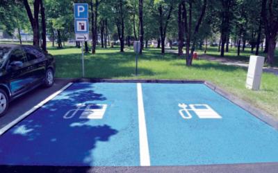 Hotel Spolcentrum podporuje ekologickú dopravu