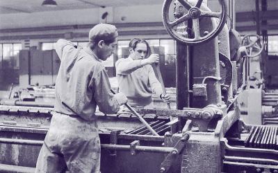 Aké pravidlá platili vo firme pred 80 rokmi?