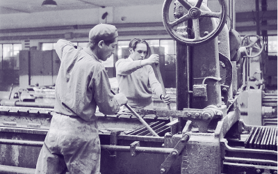 What Were the Rules in the Company 80 Years Ago?