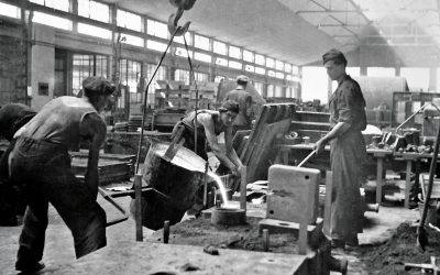 Machinery Production has Played an Important Role since the Beginning of the Company